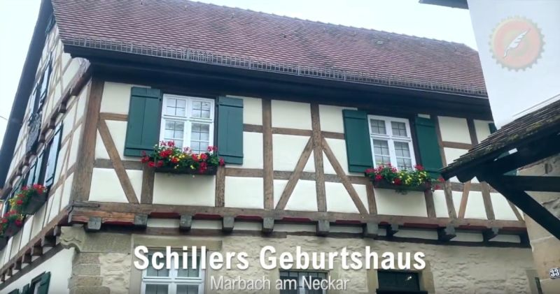 Schillerhaus - YouTube